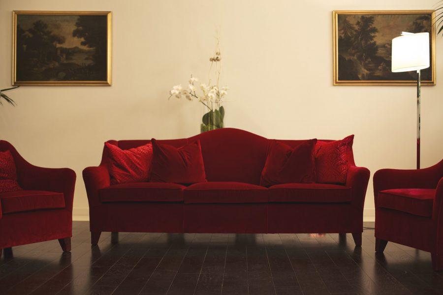 Il divano di Angelina