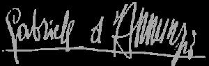 firma-dannunzio